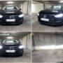 VW Passat B8 with Osram LEDriving XTR H7 low beam collage